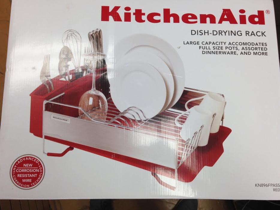 kitchenaid dish drying rack brand new large capacity burnaby incl new westminster vancouver. Black Bedroom Furniture Sets. Home Design Ideas