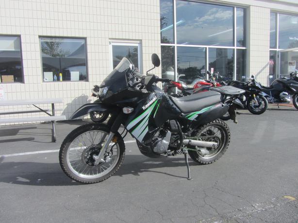 2009 Kawasaki Klr650 Outside Nanaimo Parksville Qualicum