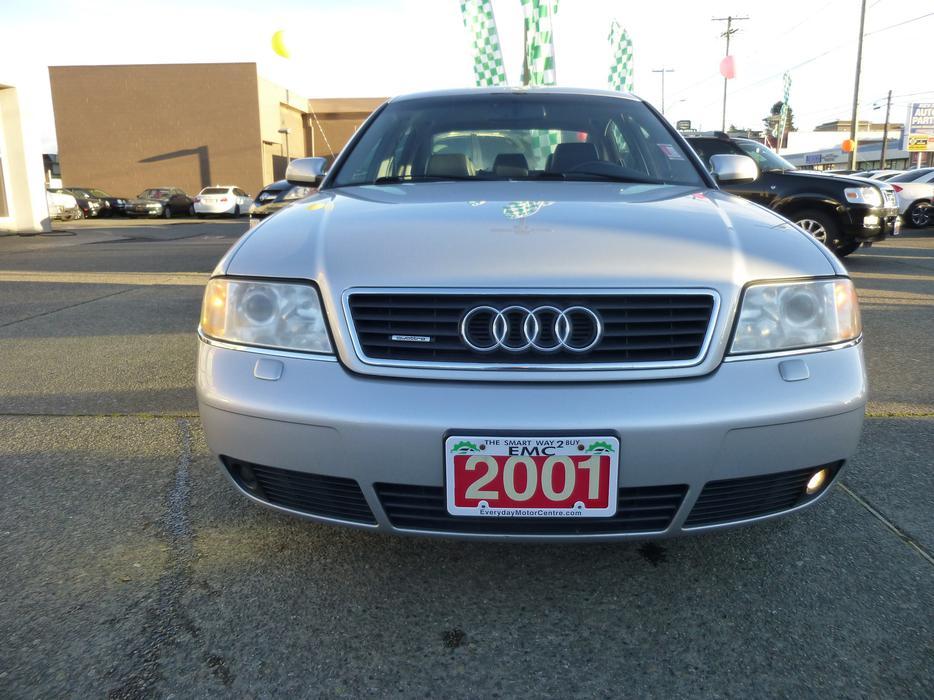 2001 Audi A6 Quatro Awd Outside Nanaimo Nanaimo