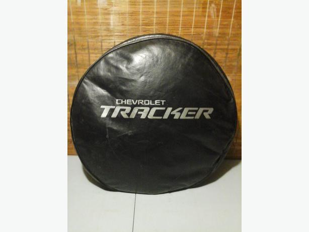 Tracker Tire Cover Victoria City Victoria