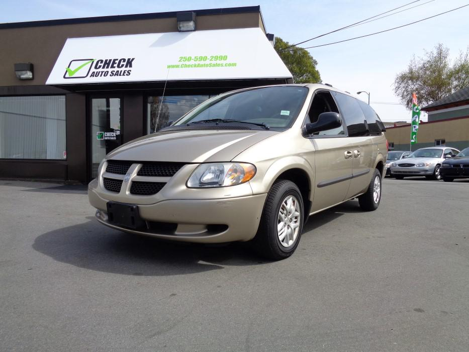Check Out This 2003 Dodge Grand Caravan Sport Only 108km