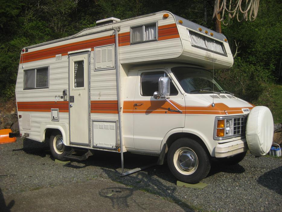 1980 20 Ft Dodge Okanagan Motorhome West Shore Langford