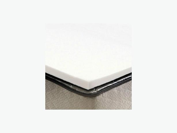 sold king size high density memory foam mattress topper nepean ottawa. Black Bedroom Furniture Sets. Home Design Ideas