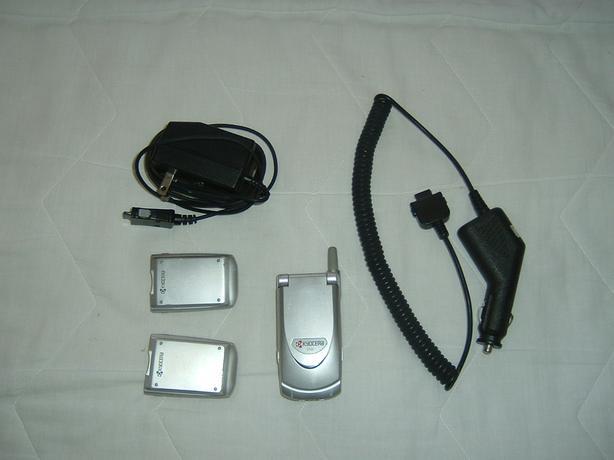 Kyocera Flip Phone