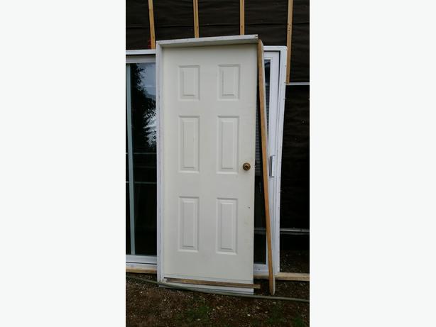 exterior left in swing door south nanaimo nanaimo mobile