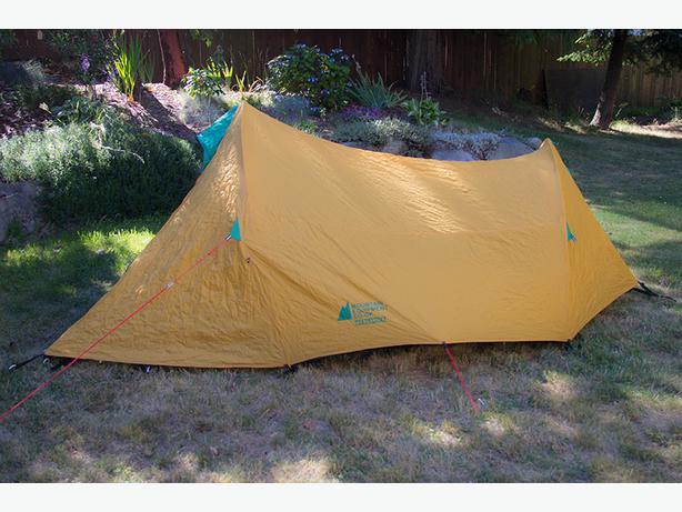 MEC Merganser 3-man tent like new! & MEC Merganser 3-man tent like new! North Nanaimo Nanaimo