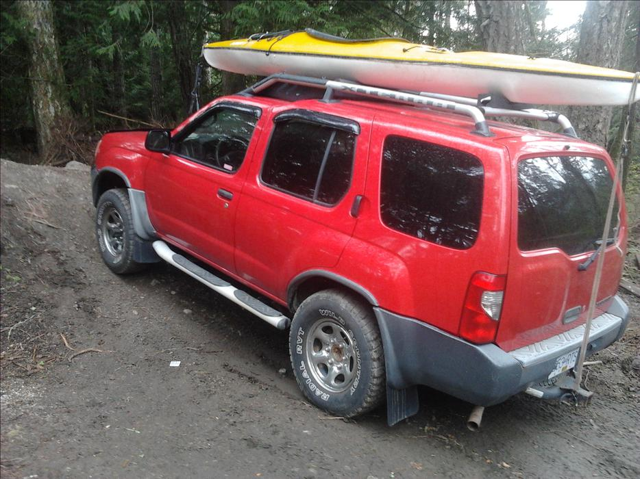 2001 nissan xterra central nanaimo nanaimo mobile. Black Bedroom Furniture Sets. Home Design Ideas