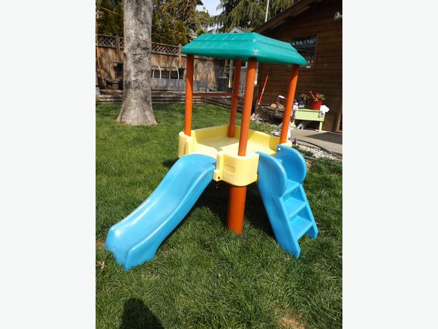 Outdoor Toys Age 4 : Little tikes toys outdoor treehouse climber with slide