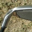 Kids Callaway Big Bertha Right Hand 6 Iron Golf Club VGC