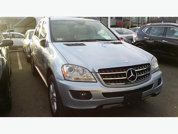 2008 mercedes benz ml 320 cdi diesel 4 matic vancouver. Black Bedroom Furniture Sets. Home Design Ideas