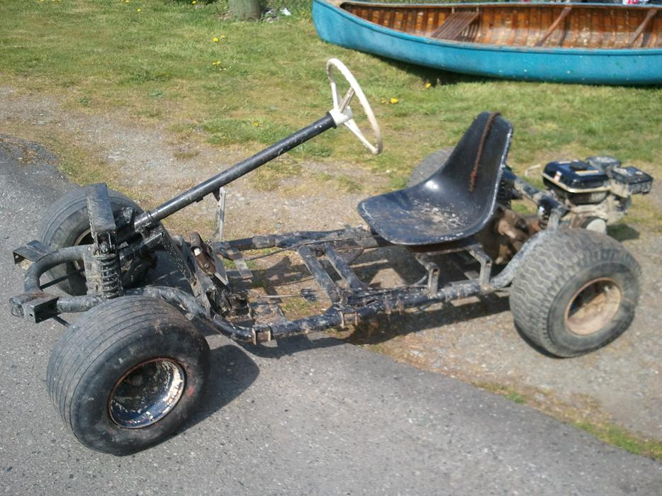 Large go kart south nanaimo nanaimo for Go kart montreal exterieur