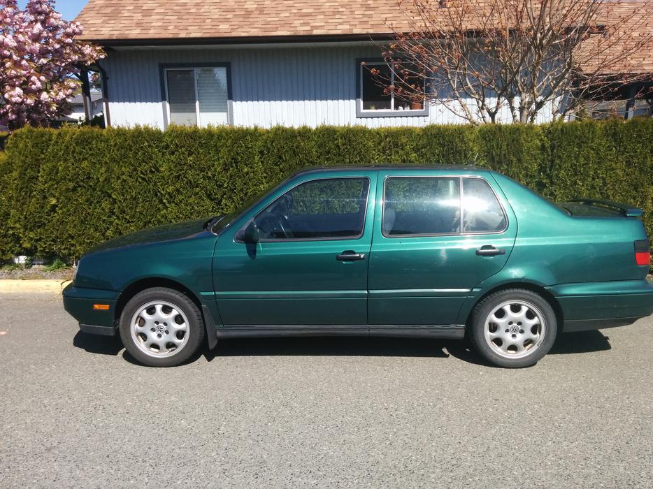 1996 Volkswagen Jetta Glx Vr6 800 Obo Price Reduced Duncan