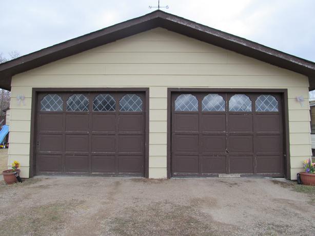 9 x 7 garage doors other south saskatchewan location