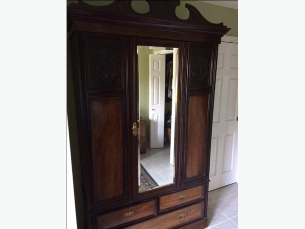 Armoire west shore langford colwood metchosin highlands