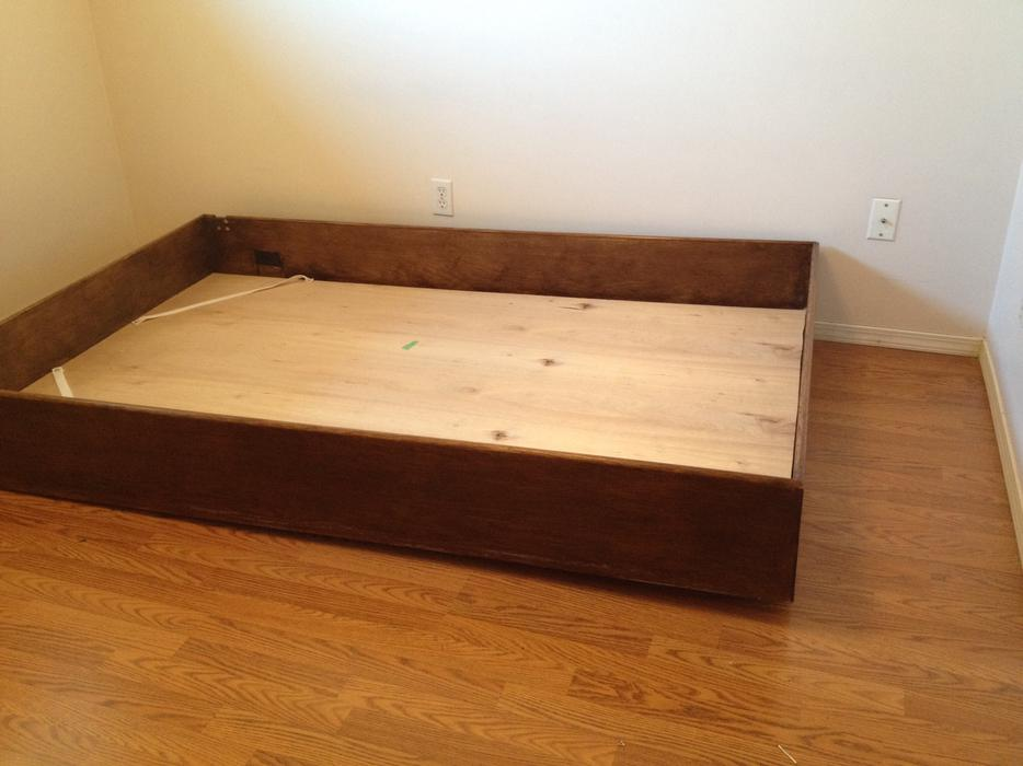 Wood Bed Frames Vancouver Island