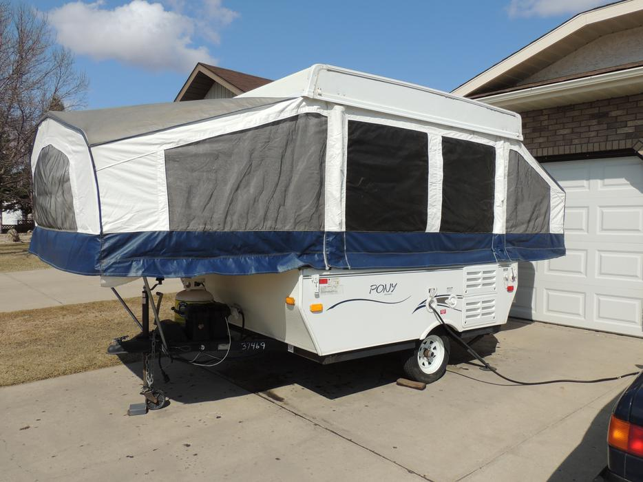 Elegant Camper With Extension  For Sale In Montreal Quebec Classifieds