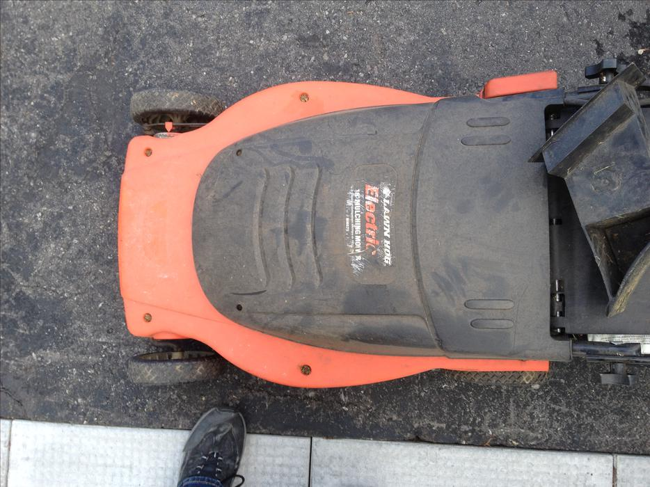 black and decker lawn hog mm875 manual