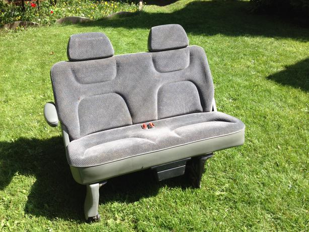 dodge grand caravan 1997 rear middle bench seat south