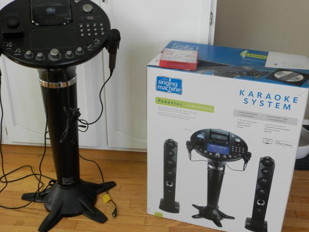 karaoke machine north regina regina. Black Bedroom Furniture Sets. Home Design Ideas