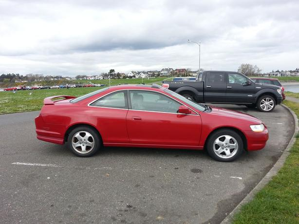 1999 Honda Accord EX V6 Coupe Fully Loaded 2 door automatic