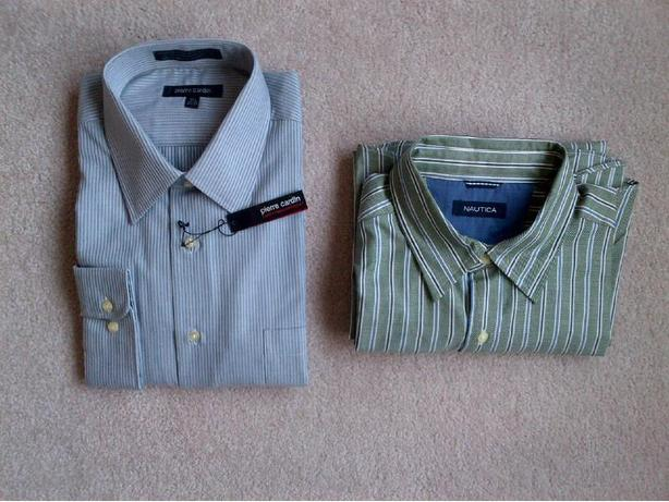 Two New Men's Shirts