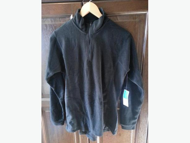 BRAND NEW Women's Fleece Base-layer Zip-Up Top