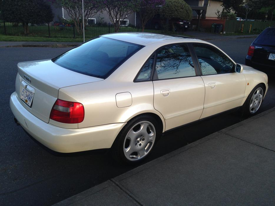 1998 Audi A4 Front Trac 1 8t Beautiful Condition