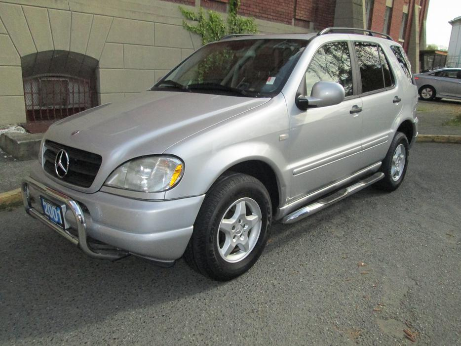2001 mercedes benz ml320 on sale local bc vehicle for 2001 mercedes benz ml320