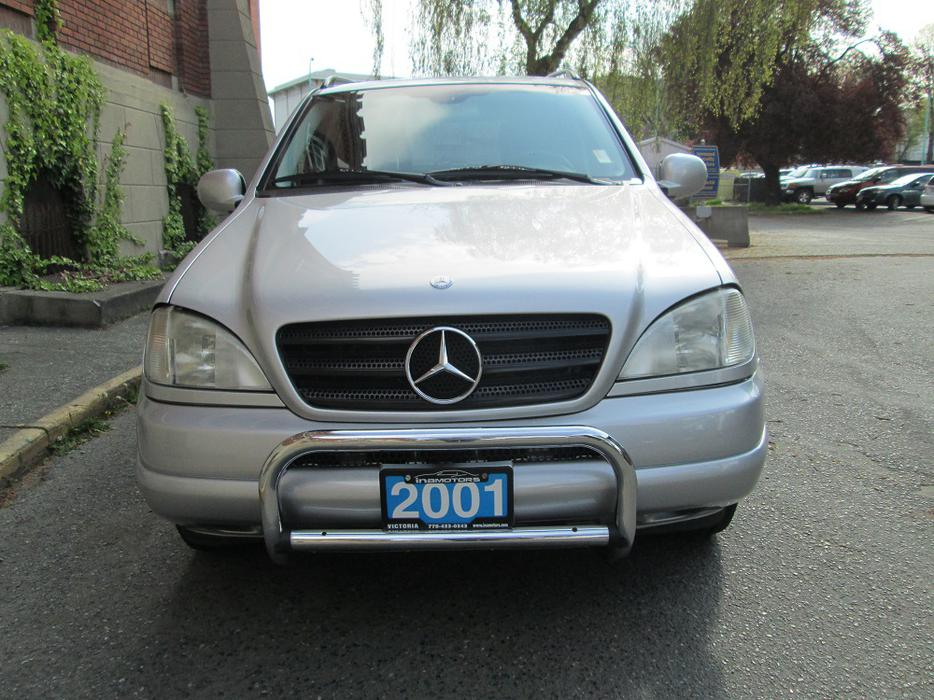 2001 mercedes benz ml320 on sale local bc vehicle for Mercedes benz vancouver bc