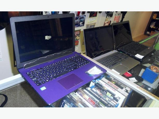 Various Laptops For Sale