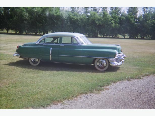 1953 cadillac east regina regina for 1953 cadillac 4 door sedan