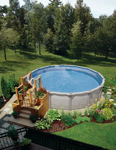 15 39 above ground pools 2395 orleans ottawa for Pool design kitchener