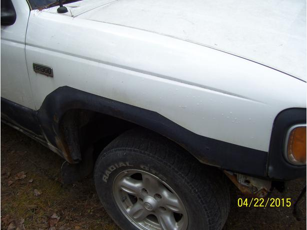 Ford Ranger Mazda B2300 front fender right passenger side