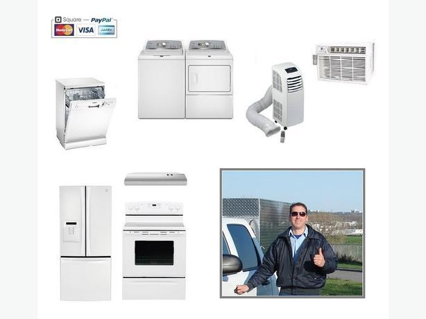 Dryer Installation Service : Gatineau ottawa appliance installation services