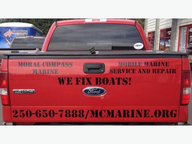 Mobile Marine Mechanic