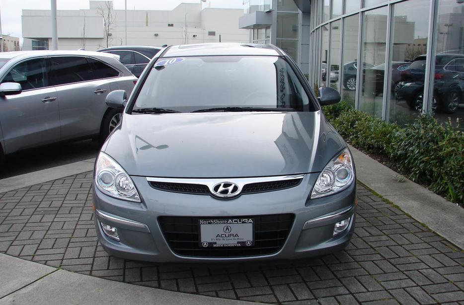 2010 Hyundai Elantra Touring Sport No Accidents Only