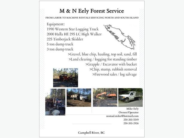 M&N Eely Forest Services