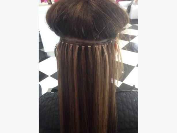 Microbead Weft Extensions 37