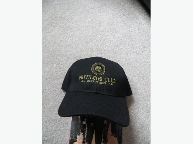 Black Baseball cap from Mayan Riviera - (reduced) never worn