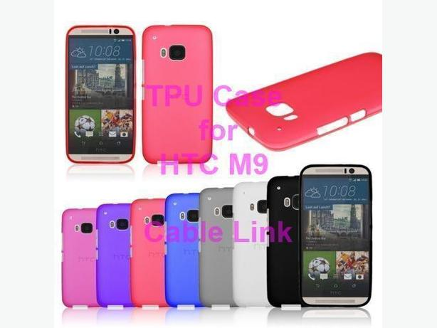TPU Gel Case for HTC One M9