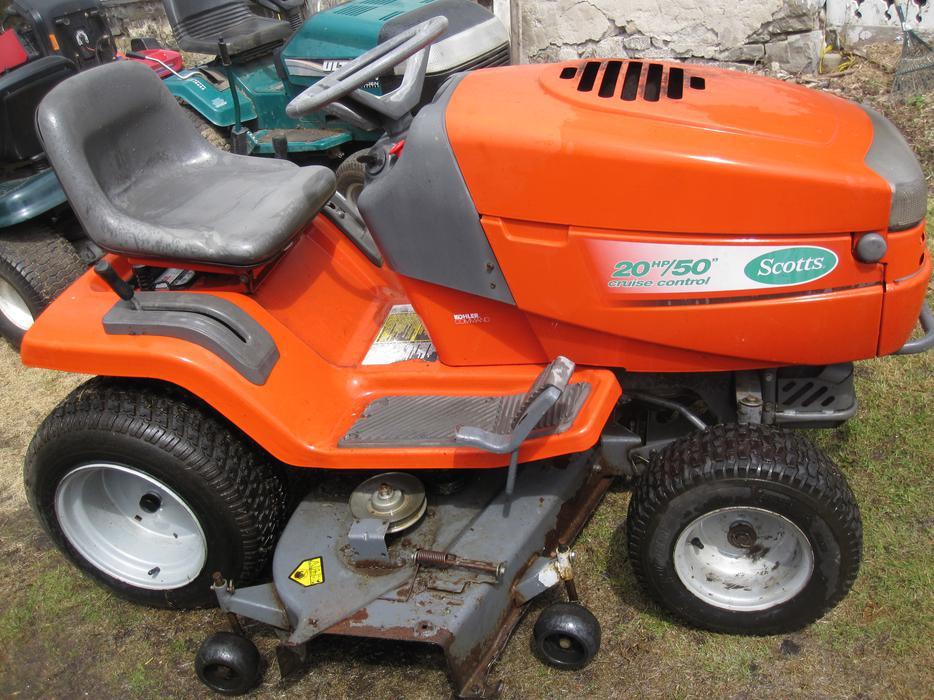 Scotts 20hp 50inch Lawn Tractor Osgoode Ottawa