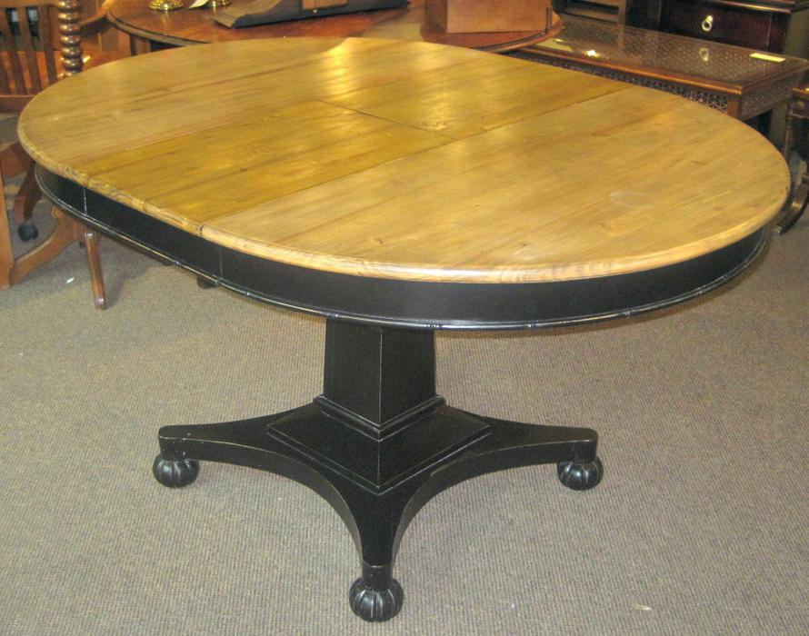 WONDERFUL ANTIQUE COUNTRY TABLE WITH JACK KNIFE LEAF AT  : 46307687934 from www.usedvictoria.com size 890 x 700 jpeg 93kB