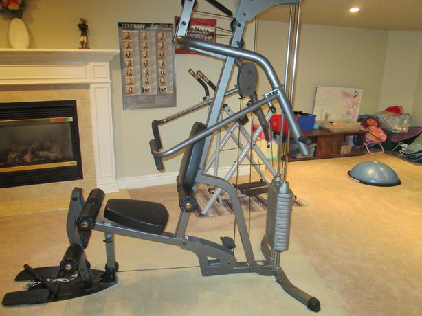 Parabody Gs Home Gym System