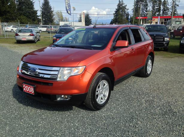 2008 Ford Edge SEL, Great Looking Vehicle! No Accidents, Carproof Verified