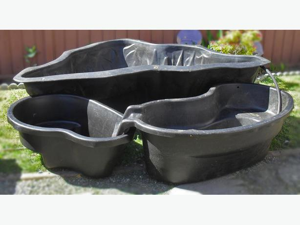 Plastic ponds for sale the best plastic 2017 for Plastic yard ponds