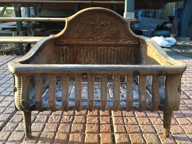 antique fireplace grate east regina regina