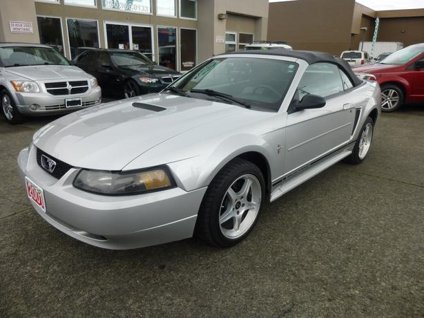 2001 ford mustang convertible outside comox valley for 2001 ford mustang convertible top motor