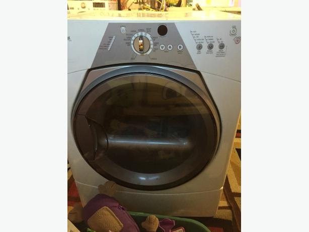 Whirlpool Duet Washer And Dryer Combi Set Victoria City