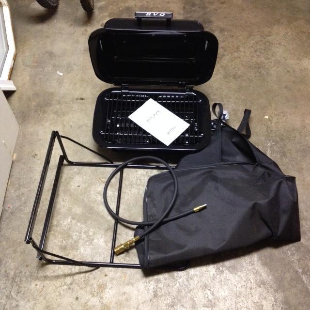 Obo Rvq Portable Bbq Grill For Rv Saanich Victoria