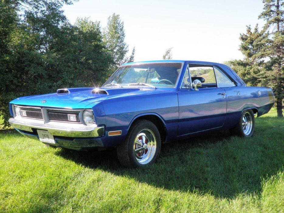 1970 Dodge Dart Swinger West Regina Regina Mobile